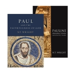 Paul Collection from N. T. Wright: Two-Book set