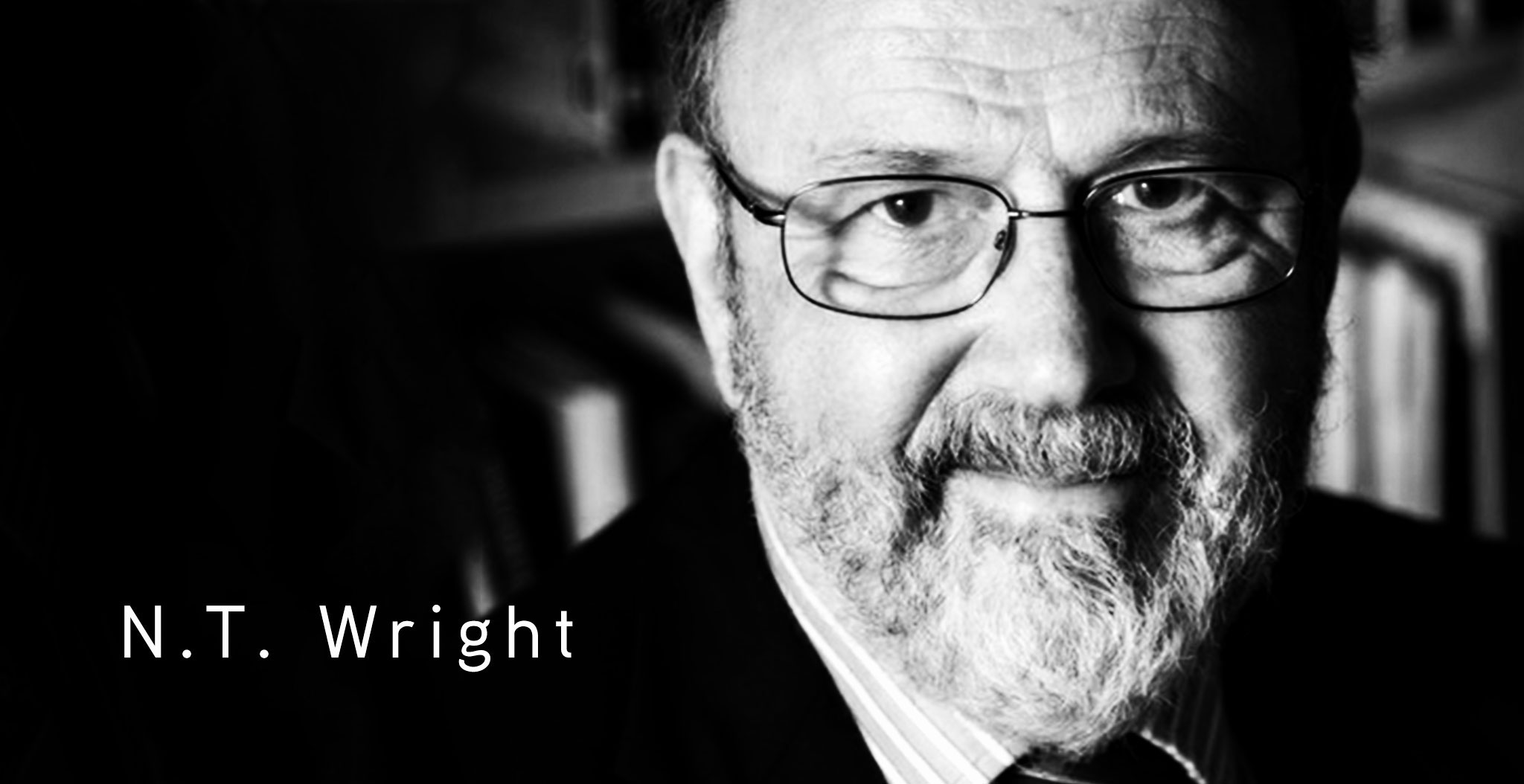 N. T. Wright banner image