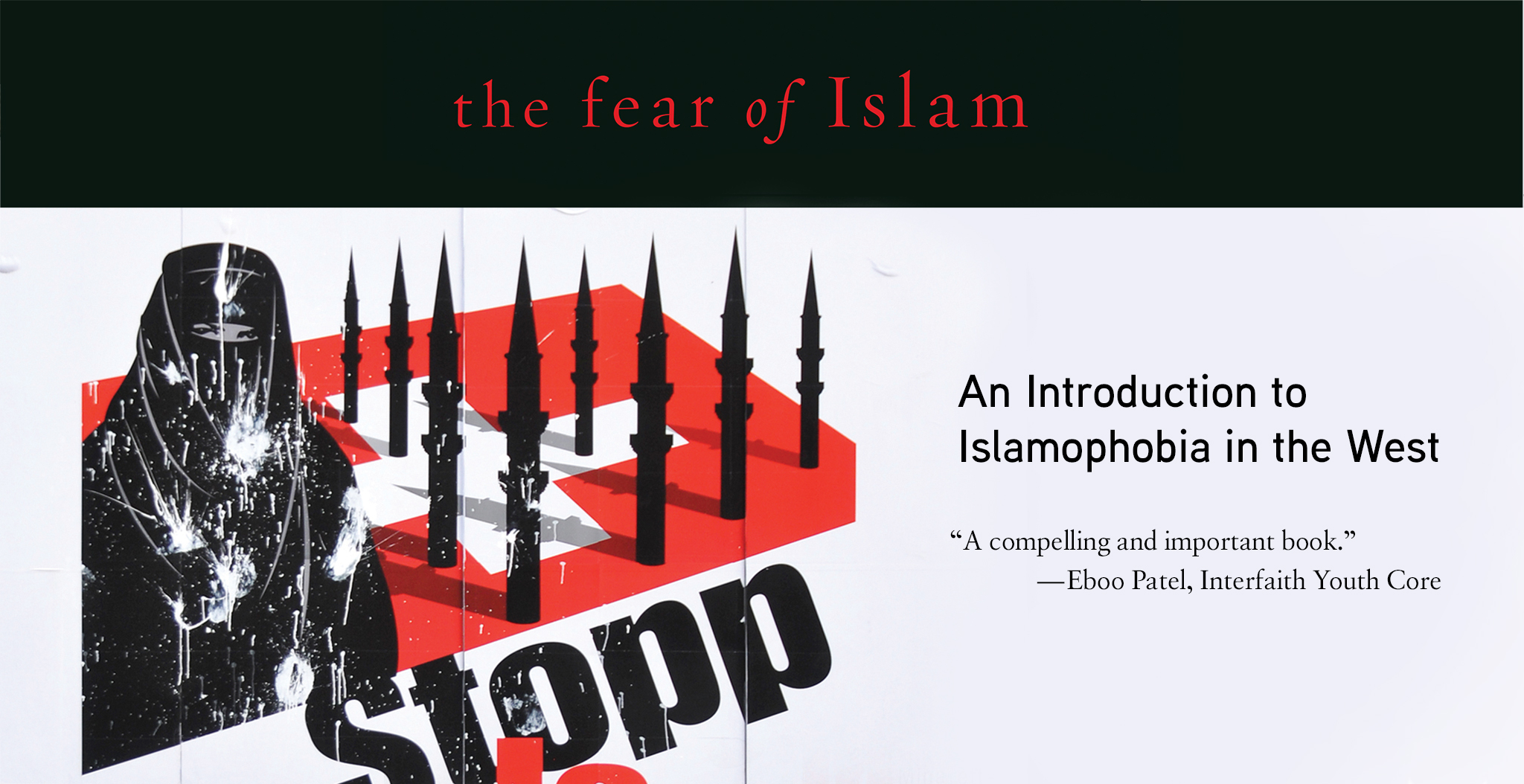 The Fear of Islam banner image