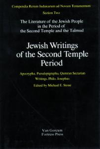 Jewish Writings of the Second Temple Period, Volume 2: Apocrypha, Pseudepigrapha, Qumran Sectarian Writings, Philo, Josephus
