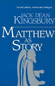 Matthew as Story: Second Edition