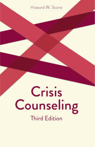 Crisis Counseling: Third Edition