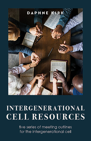 Intergenerational Cell Resources: five series of meeting outlines for the intergenerational cell