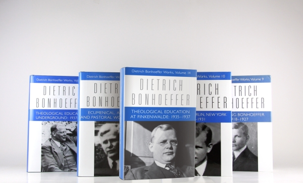 The Complete Dietrich Bonhoeffer Works Series 17 Book set